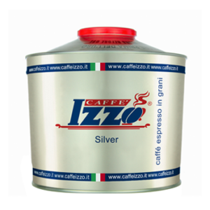 Caffe Izzo Silver 1 Kg Tin Beans