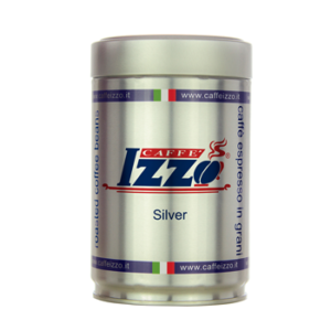 Caffe Izzo Silver 250g Can Beans