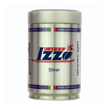 Caffe Izzo Silver 250g Can Ground