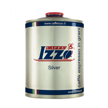 Caffe Izzo Silver 3 Kg Tin Beans
