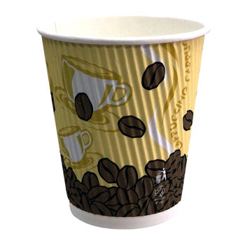 Coffee Cup Ripple Bean
