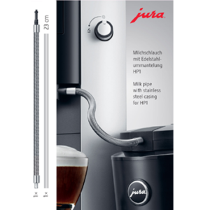 Jura Milk Pipe Stainless Steel Casing