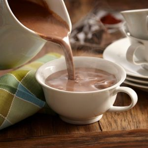 Belgian Hot Chocolate