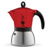 0004923 Moka induction 6tz Red