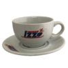 cappuccino cup & saucer 1